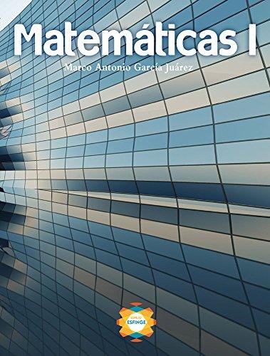 Matemáticas I ( Espejo ): Antonio, García Juárez