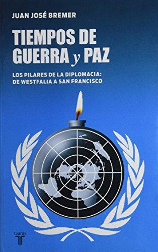 9786071106193: Tiempo De Paz Y De Guerra