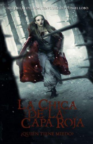 9786071109750: La chica de la capa roja -MTI (Red Riding Hood - Media Tie-in) (Spanish Edition)