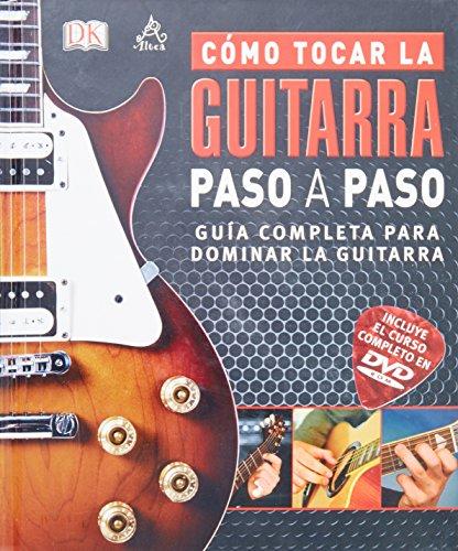 9786071110954: como tocar guitarra paso a paso