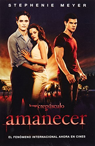 AMANECER (PUNTO DE LECTURA) (6071114187) by Stephenie Meyer