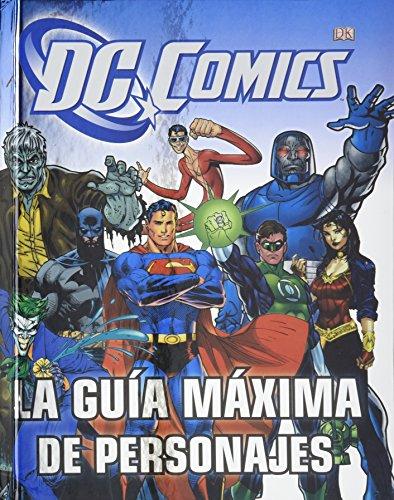 9786071118141: Guía máxima de personajes, La