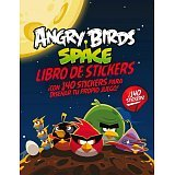 9786071120960: Angry Birds Space Libro Sticker (Spanish Edition)