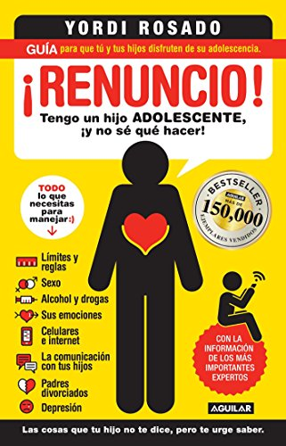 9786071121257: ¡Renuncio! (Spanish Edition)