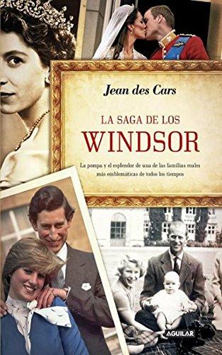 9786071122124: La saga de los Windsor (Spanish Edition)