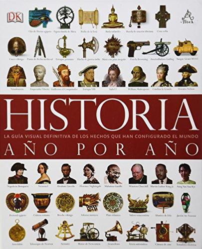 9786071126986: HISTORIA AÑO POR AÑO