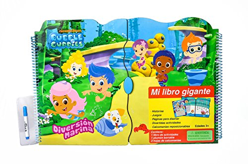 9786071130488: BUBBLE GUPPIES MI LIBRO GIGANTE