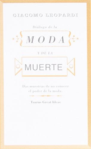 9786071131546: DIALOGO DE LA MODA Y DE LA MUERTE