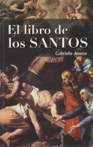 9786071401854: El libro de los SANTOS (Spanish Edition)