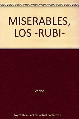 Los miserables (Spanish Edition): Victor Hugo