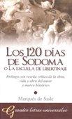 Los 120 días de Sodoma o La: Sade, Marqués de