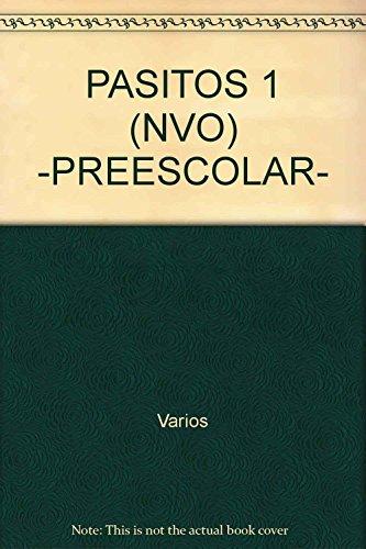 9786071408426: Pasitos 1. Libro para el desarrollo de los seis campos formativos aztualizado conforme a la Rieb y el pep 2011 (Spanish Edition)