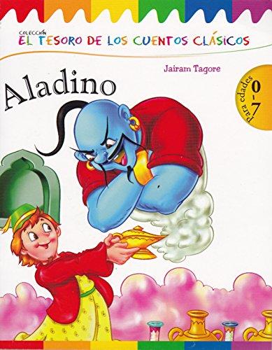 9786071409706: Aladino. El tesoro de los cuentos clasicos (Spanish Edition)