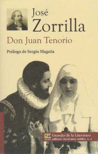 9786071411402: Don Juan Tenorio