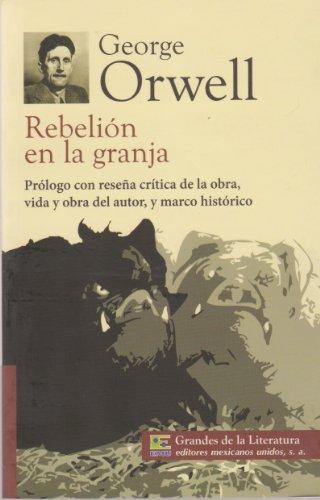 Imagen de archivo de REBELION EN LA GRANJA a la venta por Book Depository hard to find
