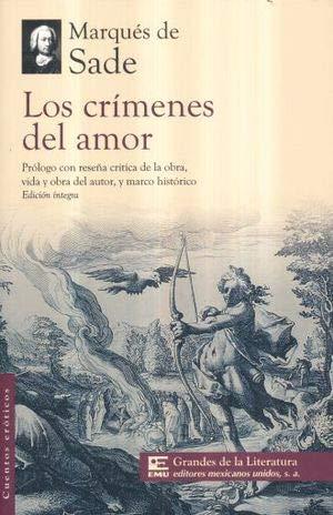 9786071420497: CRIMENES DEL AMOR, LOS