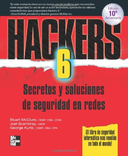 9786071502216: Hackers 6 (Spanish Edition)