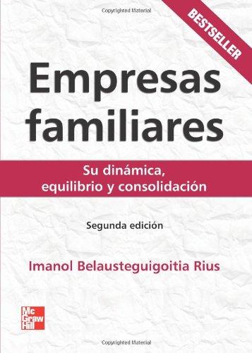 9786071502315: EMPRESAS FAMILIARES