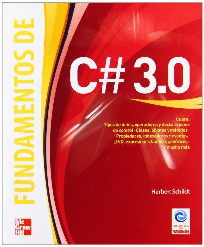 9786071502360: Fund De C# 3.0 3e (Spanish Edition)