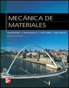 9786071502636: MECÁNICA DE MATERIALES 5ED, BEER (MCGRAW-HILL)