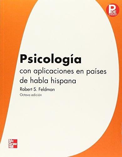 Psicologia Con Aplicaciones En Paises De Habla: Feldman, Robert