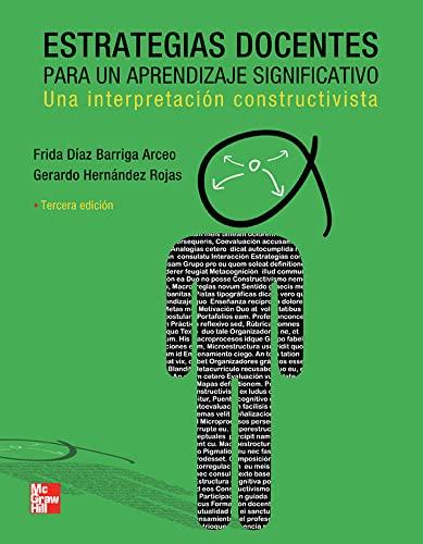 9786071502933: Estrategias Docentes para un aprendizaje significativo (Spanish Edition)