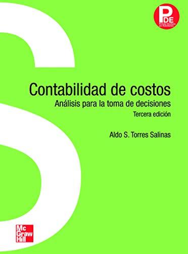 9786071502971: CONTABILIDAD DE COSTOS
