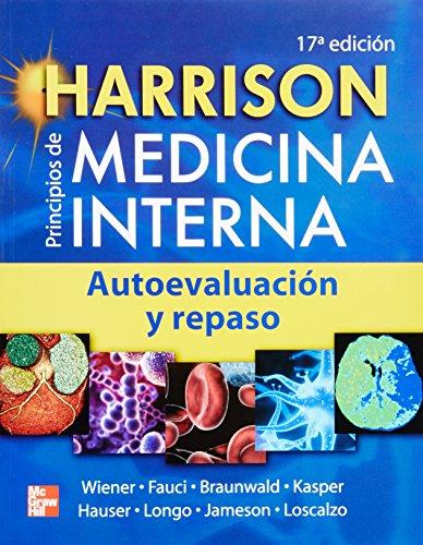 9786071503039: Harrison Principios de Medicina Interna: Autoevaluacion y Repaso