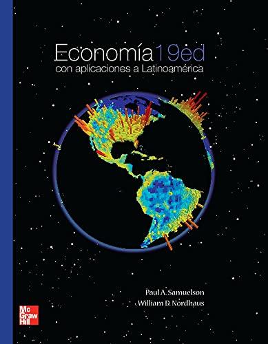 Economia. Con aplicaciones a Latinoamerica: Samuelson, Paul