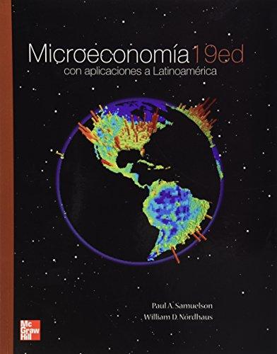 9786071503350: Microeconomía con aplicaciones a Latinoamérica (Spanish Edition)