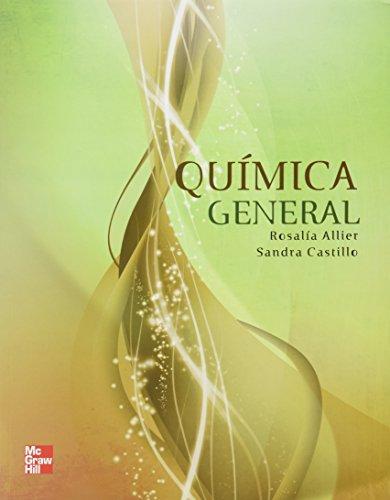 9786071503466: QUIMICA GENERAL