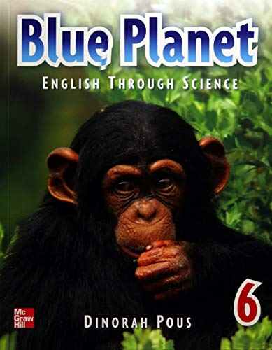 9786071504227: BLUE PLANET 6 STUDENT BOOK CON CD