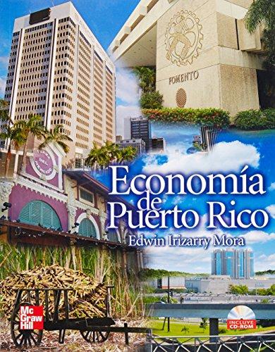 Economia De Puerto Rico (Con Cd): Edwin Irizarry Mora