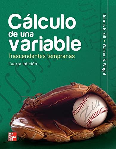 Calculo de una variable: ZILL