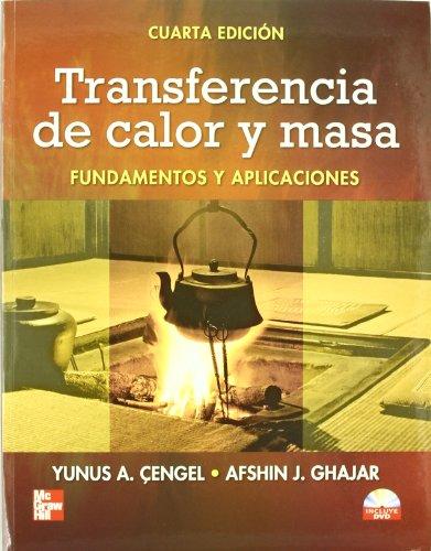 9786071505408: TRANSFERENCIA DE CALOR Y MASA