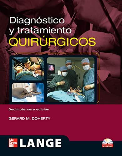 9786071505446: diagnosticos y tratamientos quirurgicos mcgraw hill
