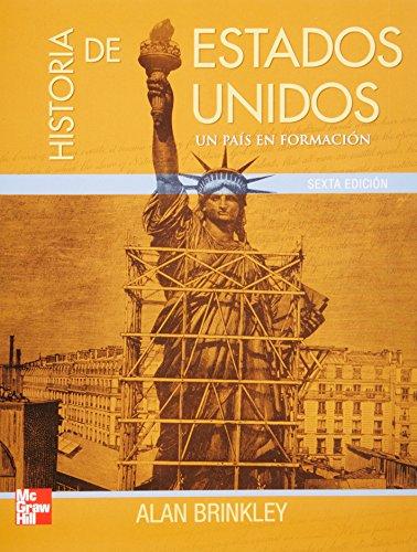 Historia de Estados Unidos: Un Pais En: Alan Brinkley