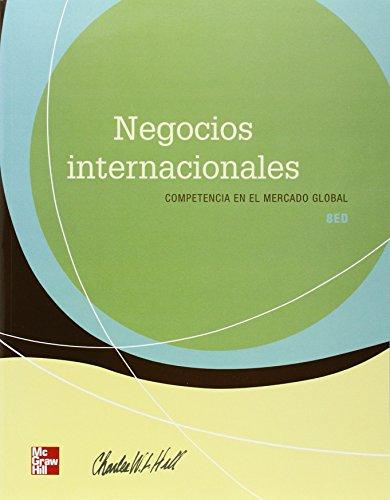 9786071505835: Negocios Internacionales (8ª Ed.)