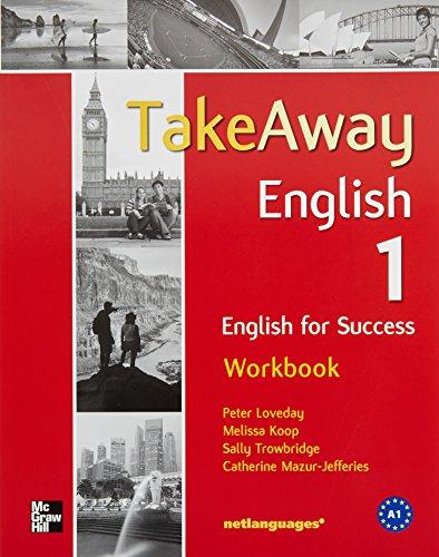 TAKEAWAY ENGLISH 1 WORKBOOK: Varios
