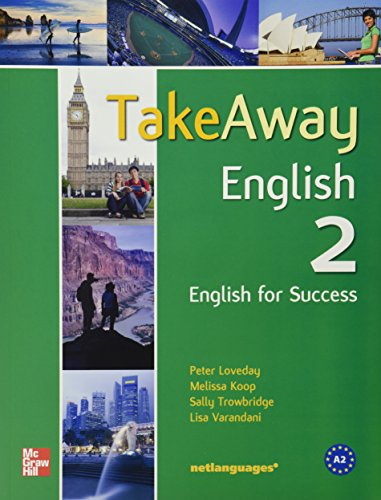 TAKEAWAY ENGLISH 2 STUDENT BOOK CON CD: LOVEDAY