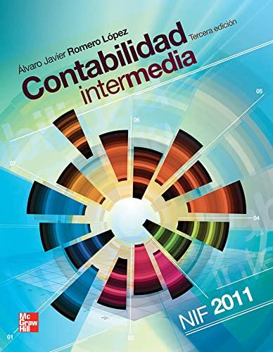 9786071506344: Contabilidad Intermedia