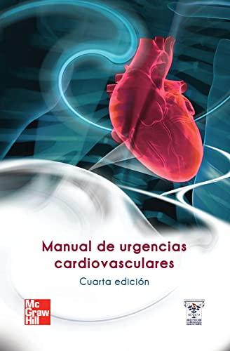 9786071506405: manual de urgencias cardiovasculares 4ed chavez 2011 mcgraw hill