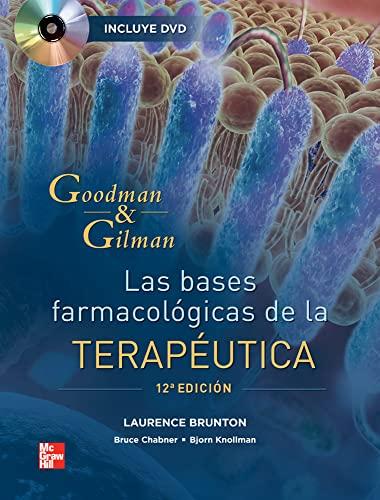 9786071506412: BASES FARMACOLOGICAS DE LA TERAPEUTICA 12ED