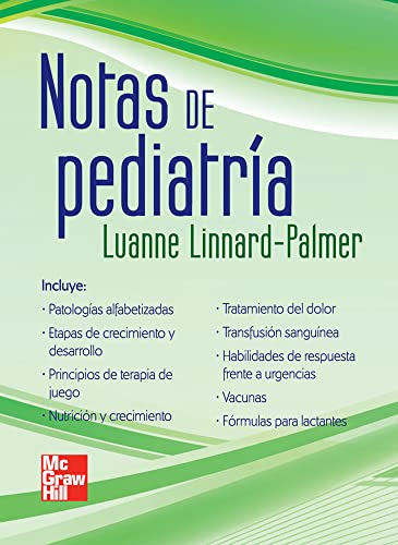 9786071506689: Notas De Pediatría