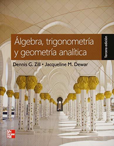 9786071507143: ALGEBRA TRIGONOMETRIA Y GEOMETRIA ANALITICA