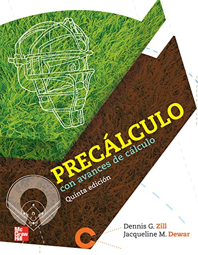 Precalculo Con Avances De Calculo (Spanish Edition): ZILL, DENNIS G.
