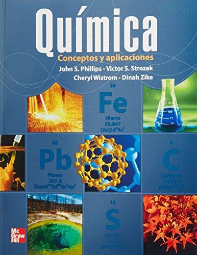 9786071507198: Quimica, Conceptos Y Aplicaciones (Spanish Edition)