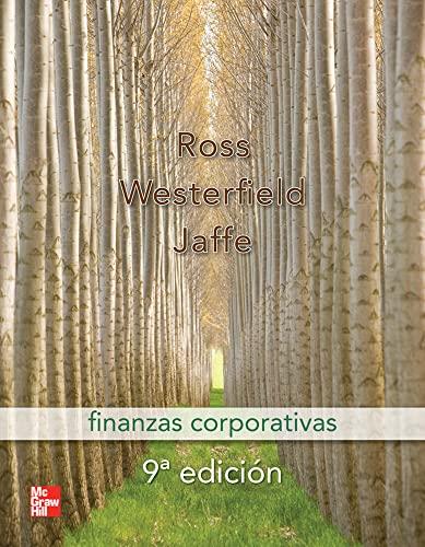 9786071507419: Finanzas Corporativas (Spanish Edition)