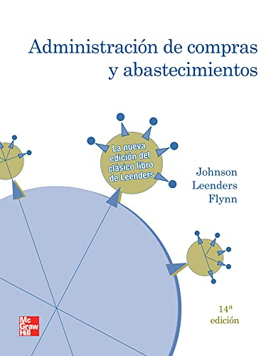 9786071507587: ADMINISTRACION DE COMPRAS Y ABASTECIMIENTOS