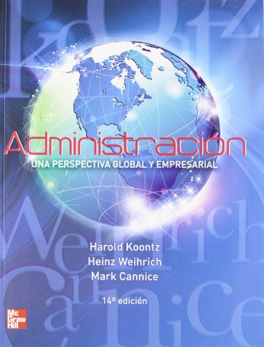 ADMINISTRACION (UNA PERSPECTIVA GLOBAL): KOONTZ, HAROLD *